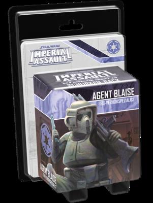 Agent Blaise ISB-Verhörspezialist (Villain) - Star Wars: Imperial Assault - deutsch