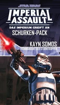 Kayn Somos Erweiterung (Schurken) - Star Wars: Imperial Assault - deutsch