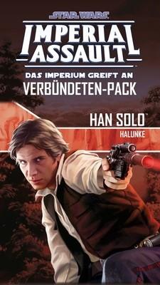 Han Solo Erweiterung (Verbündete) - Star Wars: Imperial Assault - deutsch