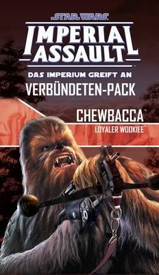 Chewbacca Erweiterung (Verbündete) - Star Wars: Imperial Assault - deutsch