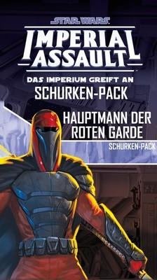 Hauptmann der Roten Garde Erweiterung (Schurken) - Star Wars: Imperial Assault - deutsch