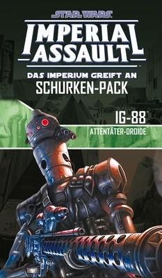 IG-88 Erweiterung (Schurken) - Star Wars: Imperial Assault - deutsch