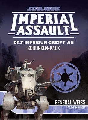 General Weiss Erweiterung (Schurken) - Star Wars: Imperial Assault - deutsch