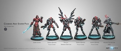 Combined Army Starter Pack - Yu Jing - Infinity