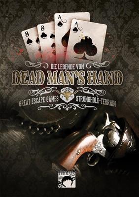Dead Man's Hand Regelbuch (Deutsch) - Stronghold Terrain