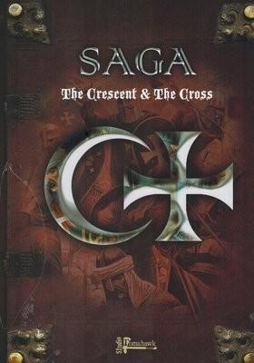 SAGA: Crescent & The Cross Regelbuch (english)
