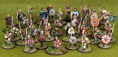 Anglo-Saxon Warband Starter (4 points) - SAGA - Angelsachsen