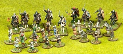 Norman Warband Starter (4 points) - SAGA - Normannen