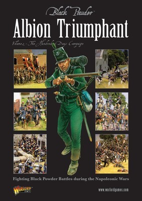 Albion Triumphant Pt2: Waterloo (e) - Black Powder Erweiterung - Warlord Games