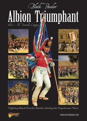 Albion Triumphant Pt1: The Peninsular Campaign (e) - Black Powder Erweiterung - Warlord Games