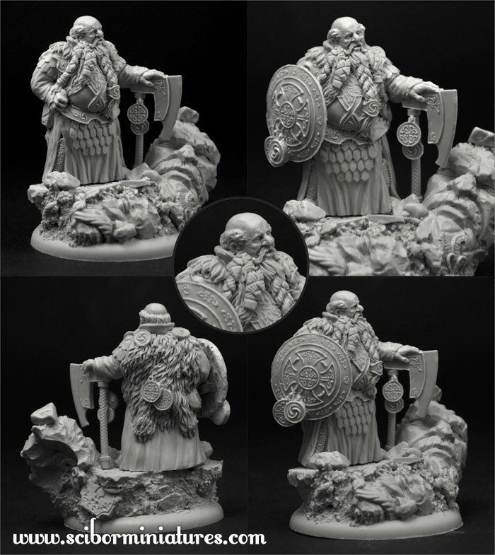 Onufry the Ribald - Scibor Miniatures