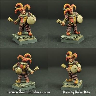 Town Guard Drummer - Scibor Miniatures
