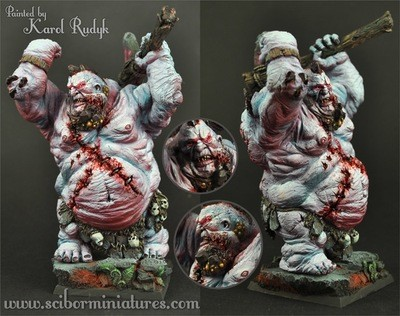 Stone Giant - Monster - Scibor Miniatures