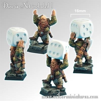 Mad Dayn #2 Dwarf - Scibor Miniatures