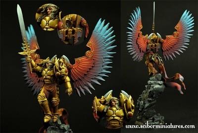 SF Archangel #2 - Scibor Miniatures