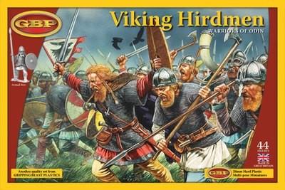 Viking Hirdmen - SAGA - Gripping Beast