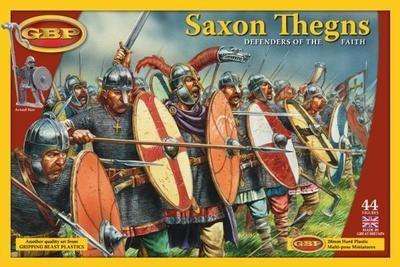 Saxon Thegns - SAGA - Gripping Beast