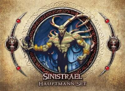 Descent 2. Edition: Sinistrael Olliven Hauptmann-Set