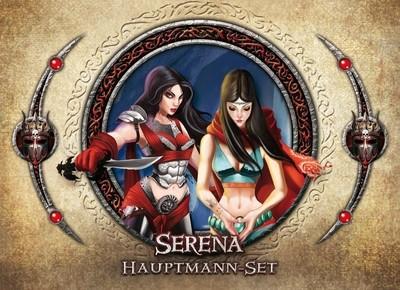 Descent 2. Edition: Serena Hauptmann-Set