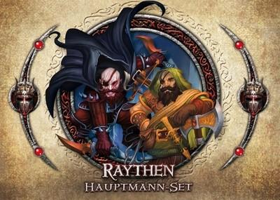 Descent 2. Edition: Raythen Hauptmann-Set