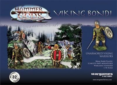 Viking Bondi - Hammer of the Gods - Wargames Factory