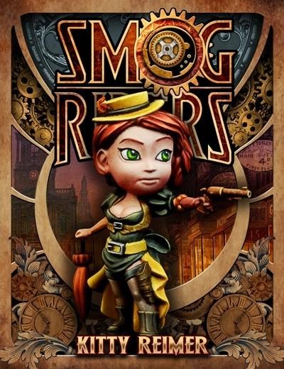 Kitty Reimer - Smog Riders - Scale 75