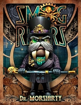 Dr. Morsiarty - Smog Riders - Scale 75
