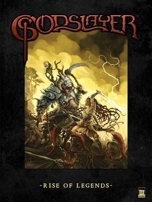 Godslayer - Rise of Legends Regelbuch-Box