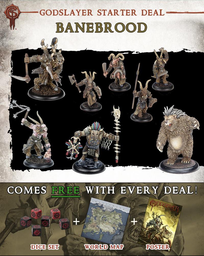 Banebrood Starter Deal - Godslayer