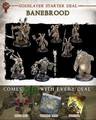 Banebrood Starter Deal - Godslayer