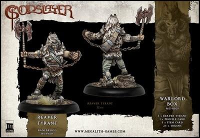 Reaver Tyrant - Warlord - Banebrood - Godslayer