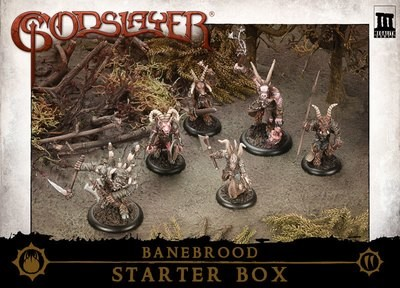 Banebrood Starter Box - Godslayer