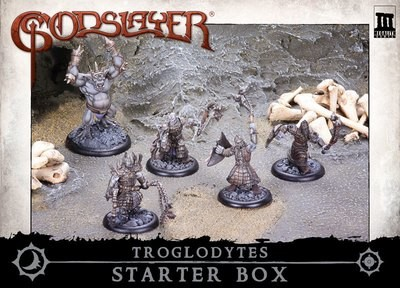 Troglodytes Starter Box - Godslayer