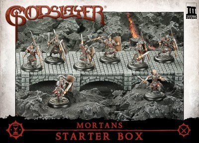 Mortans Starter Box - Godslayer