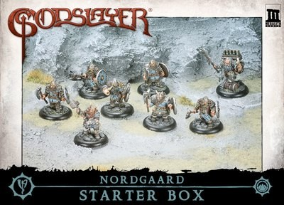 Nordgaard Starter Box - Godslayer