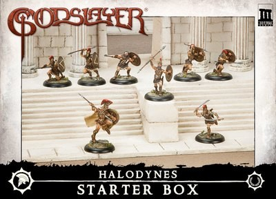 Halodynes Starter Box - Godslayer