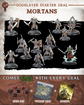 Mortans Starter Deal - Godslayer