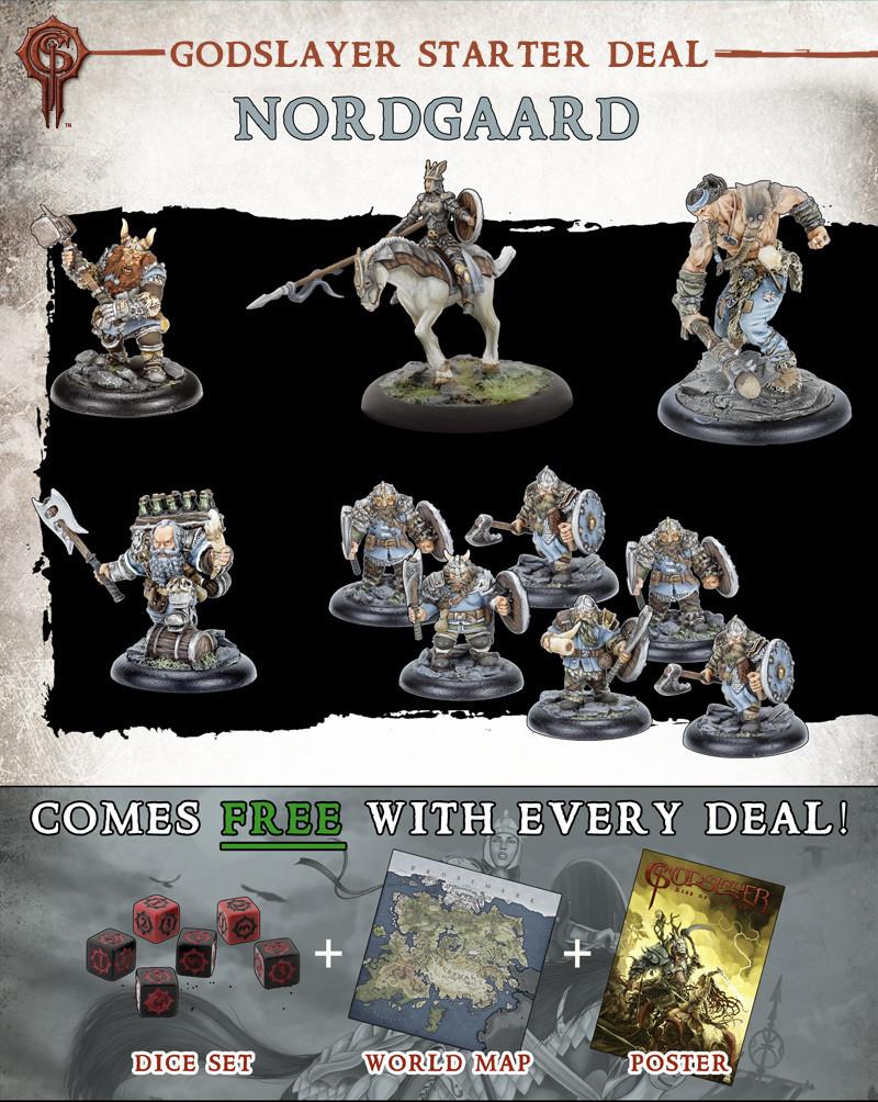 Nordgaard Starter Deal - Godslayer