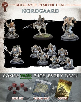 Nordgaard Starter Deal - Godslayer