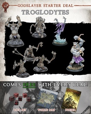 Troglodytes Starter Deal - Godslayer