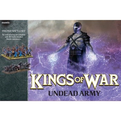 Undead Army Set - Untote - Kings of War - Mantic Games
