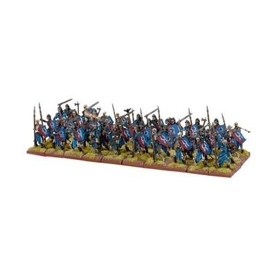 Undead Skeleton Horde - Untote - Kings of War - Mantic Games