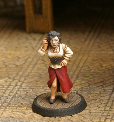 NPCT8 – Brazen Strumpet - Otherworld Miniatures