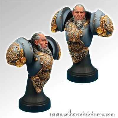 SF Celtic Warrior Büste - Scibor Miniatures