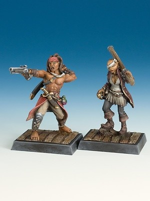 Tiradora und Matelot - Piraten - Freebooter's Fate