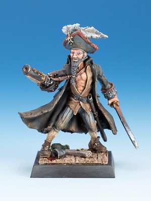 Barco Malcaduco - Piraten - Freebooter's Fate