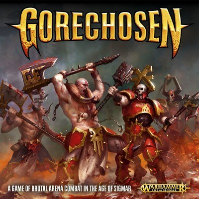 Gorechosen - Age of Sigmar - Games Workshop