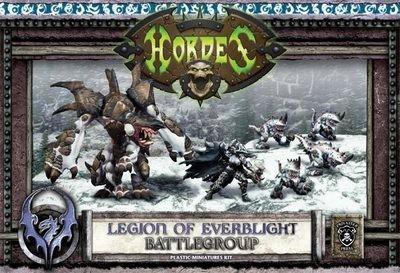 Legion Of Everblight Battlegroup - Hordes - Privateer Press