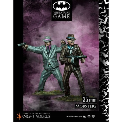 Mobsters Set 1 - Batman Miniature Game