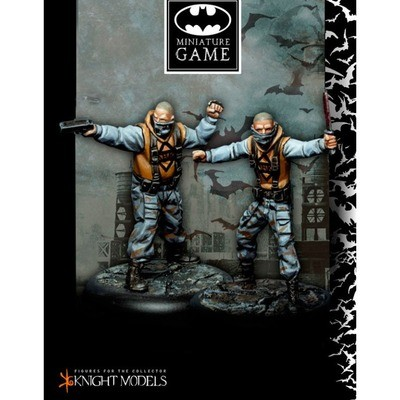 Penguin Thugs Set 1 - Batman Miniature Game